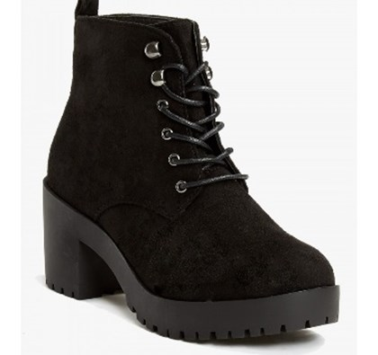 Petta Lace Up Boots