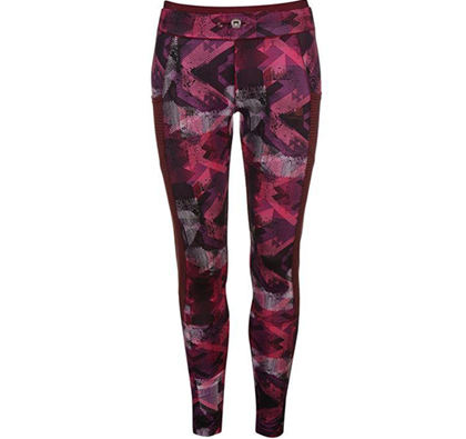 Karrimor urban print running tights