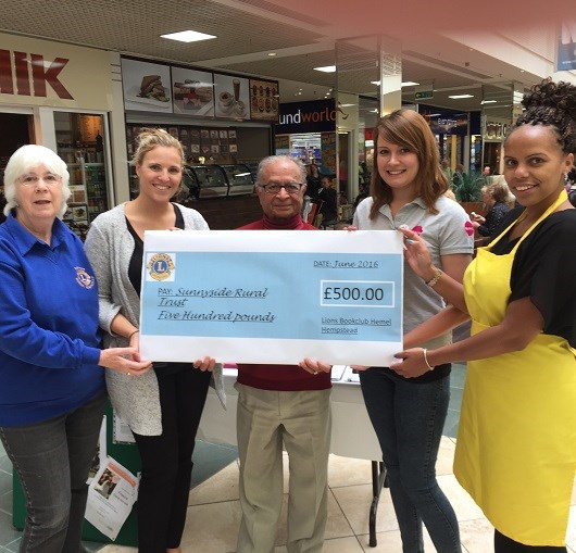 Marlowes calls for 2017 Charity partner