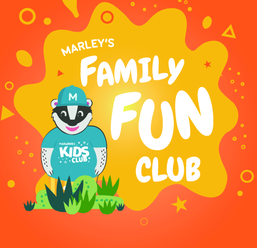 Marley's Monthly Family Fun Club- February